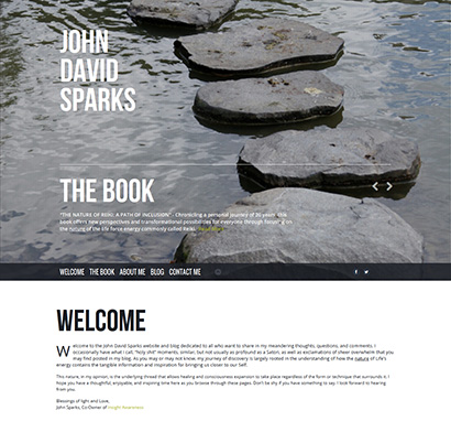 John David Sparks Home Page